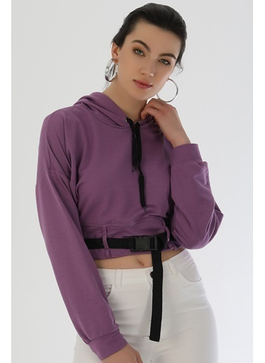 Emjey Sweatshirt Lila